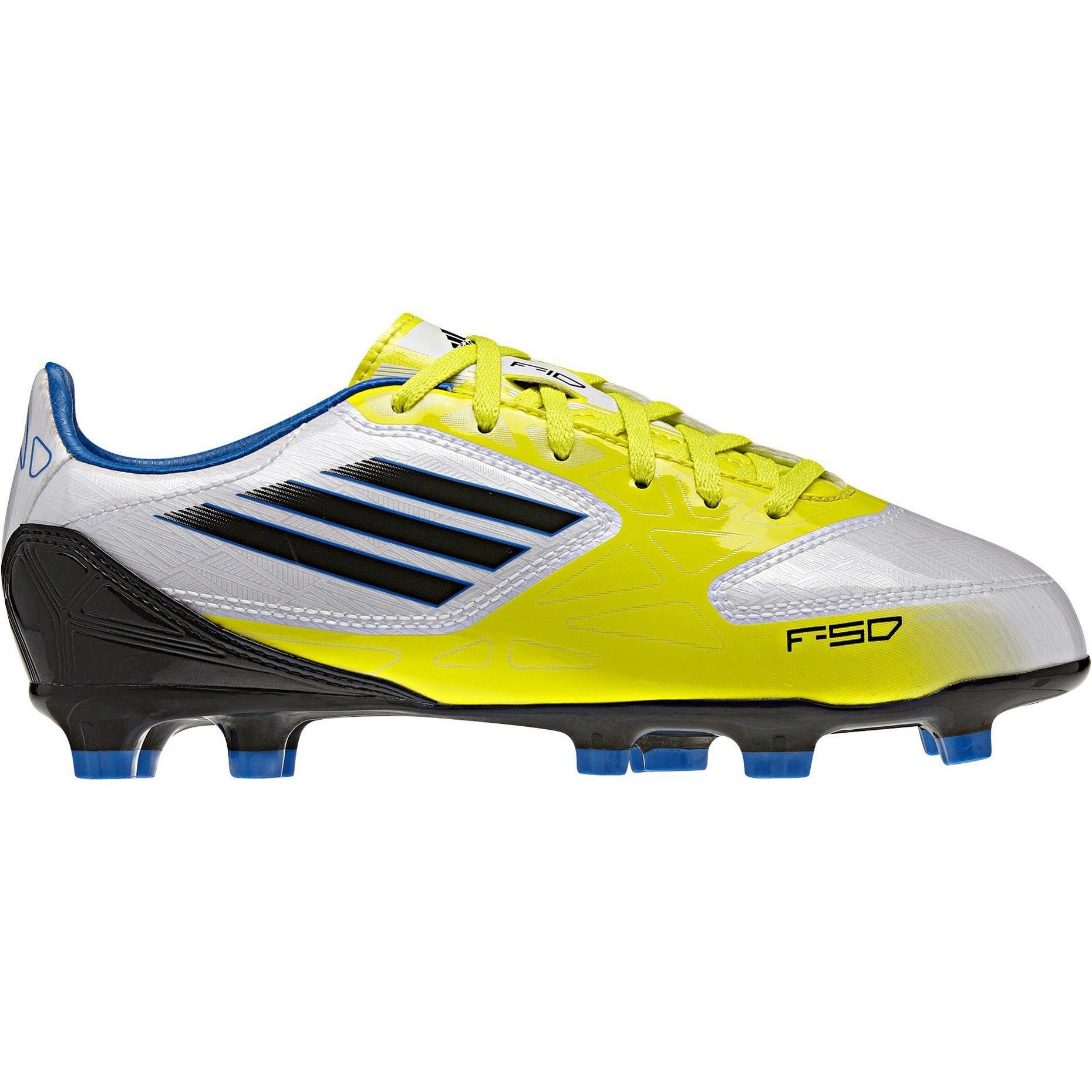 Dziecięce Korki Adidas F10 TRX FG Jr (V21315) 825  4575a0d83