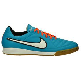 Buty halowe Nike Tiempo Genio Leather IC (631283-418)