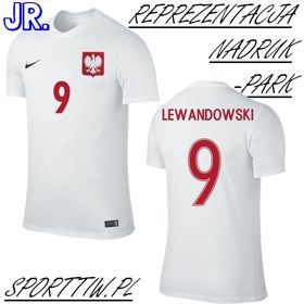 6d2edbc75 Dziecięca Koszulka Nike Reprezentacja Polski - Polska (725984-100n)