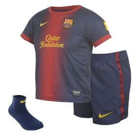 45efd862069a7b Komplecik Dziecięcy Nike FC Barcelona (478320-410)