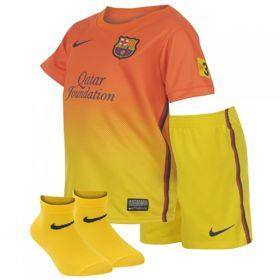 a0710b4a841768 Komplecik Dziecięcy Nike FC Barcelona (478321-815)
