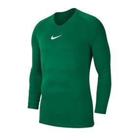 f994d5360aebd1 Dziecięca koszulka termoaktywna z Długim Rękawem Nike Dry Park First Layer  (AV2611-302)
