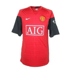 Męska Koszulka Nike Manchester United Training Top(355099-648)
