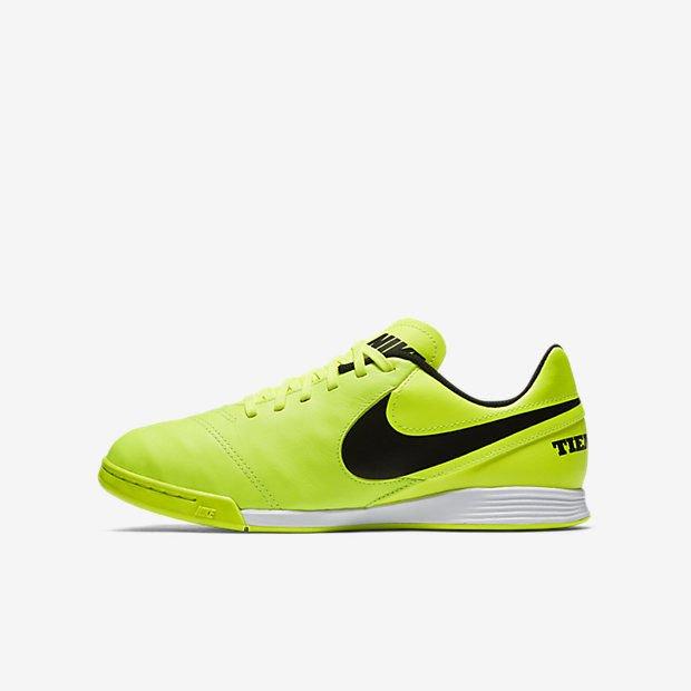 ea6546e20 Buty Halowe dla Dzieci Nike Tiempo Legend VI IC (819190-707) Kliknij, aby  powiększyć ...