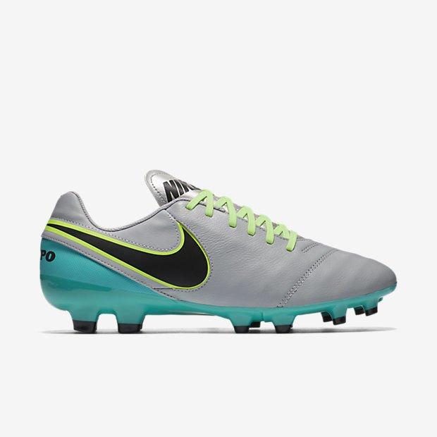 Buty Piłkarskie Nike Tiempo Genio II Leather FG (819213 003)