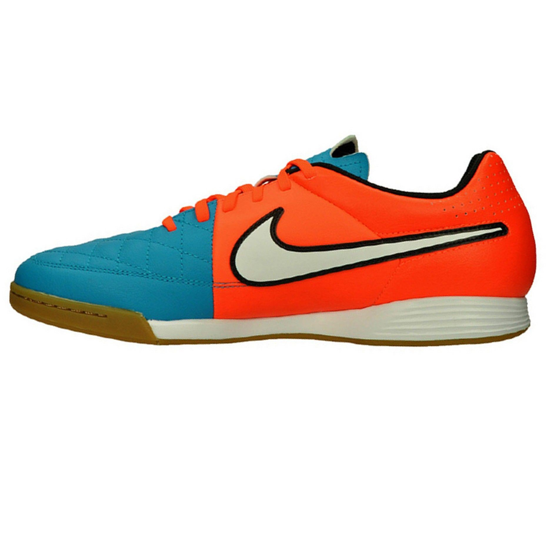 Buty halowe Nike Tiempo Genio Leather IC (631283 418)