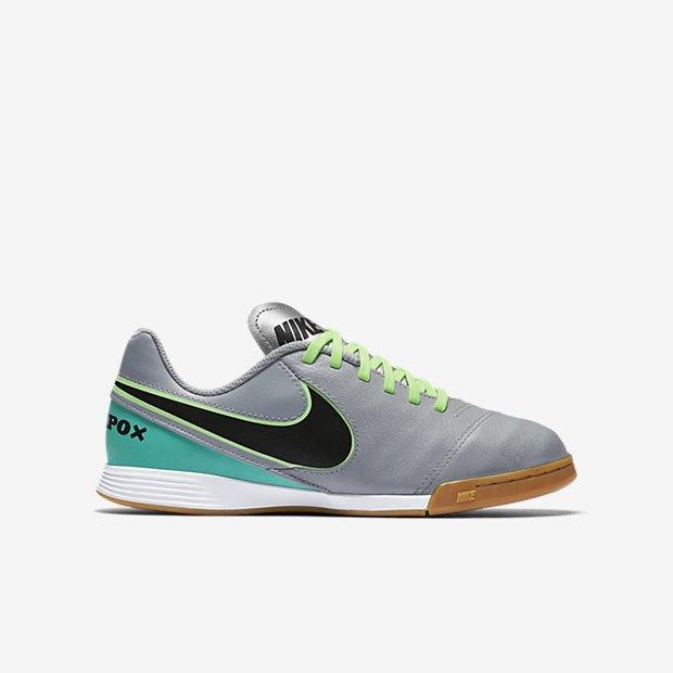 e415412ab Dziecięce Buty Halowe Nike Tiempo Legend VI IC (819190-003) Kliknij, aby  powiększyć ...