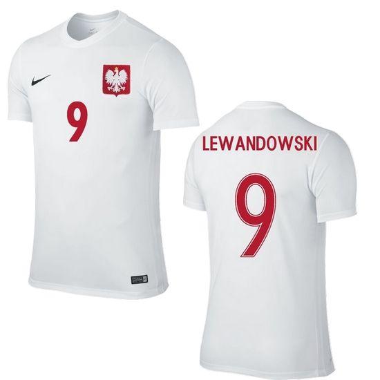 f0ae6c189 Koszulka Nike Reprezentacja Polski z nadrukiem - Polska (725891-100 ...