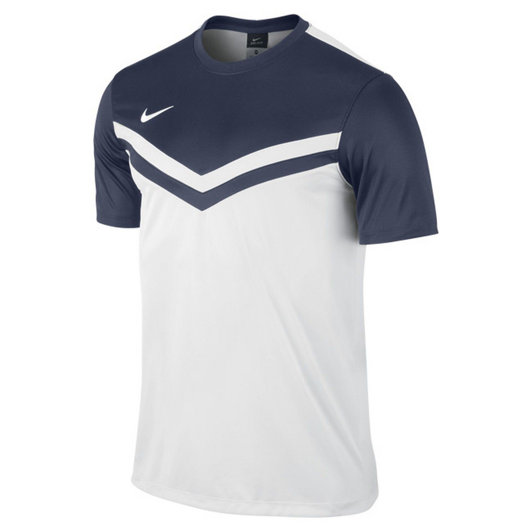 69fcd6a40 Męska Koszulka Piłkarska Nike Victory II Jersey (588408-100) Kliknij, aby  powiększyć ...