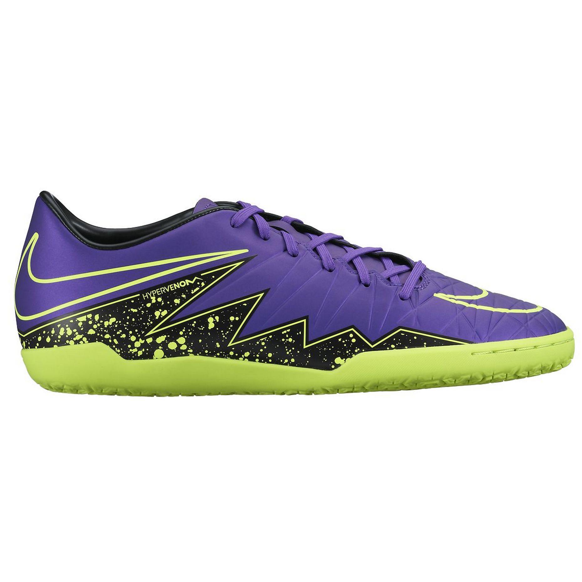 Męskie Obuwie Halowe Nike Hypervenom Phelon II IC (749898 550)