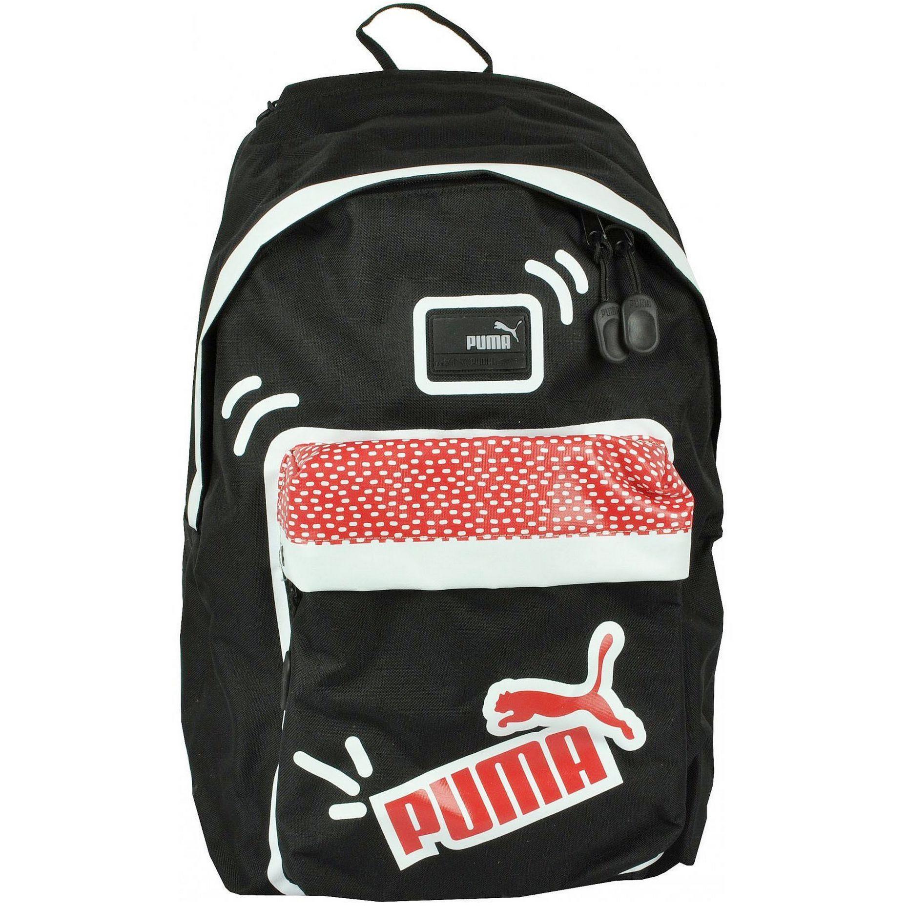 7ac5d7a559400 Plecak Szkolny Puma Foundation Backpack (068124-06) 1089